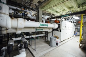 Campus Geothermal Heating And Groundwater Infrastructure